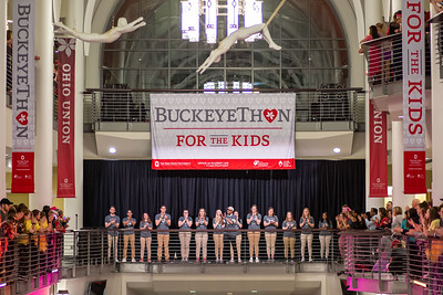 2019 BuckeyeThon Closing Ceremonies