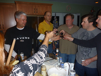 01-16 - Football & Rock Band for Tammi's and Stephen's Visit - Marietta, GA