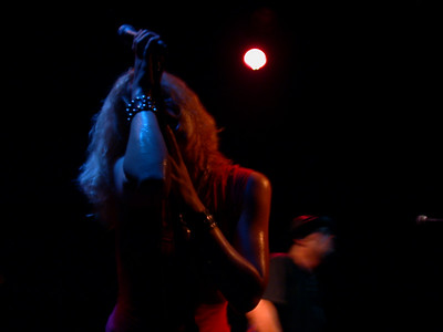 Storm Large San Francisco  2001