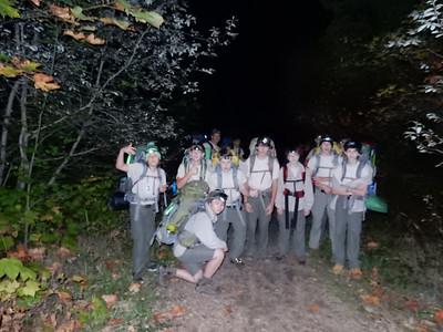 Night Hike - Oct 10-12