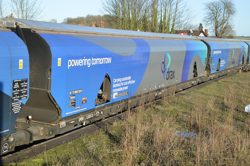 83700698020-0 on 6H63 Immingham-Drax PS   23/12/15