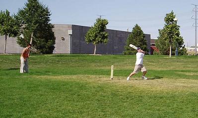 Denver Cup Cricket Match