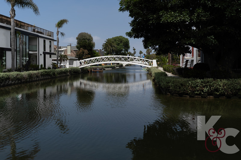 Touring the Venice Canals