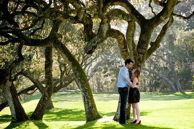 Megan & Nick [Monterey Engagement Photography]