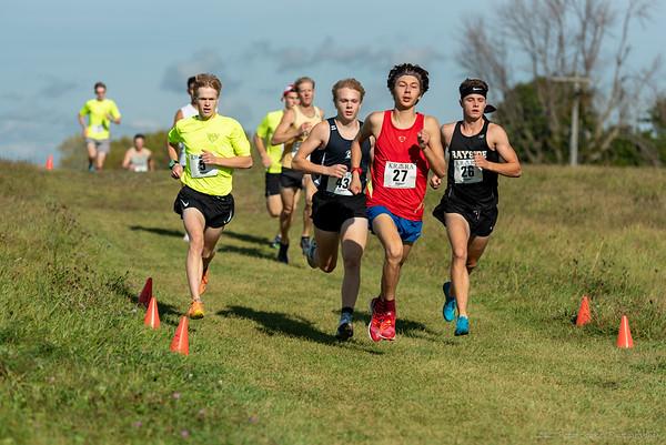 2021 KRRA Fort Henry 5km Cross Country Race