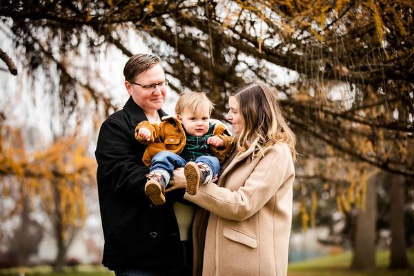 Morgan-Myrick Family 2020