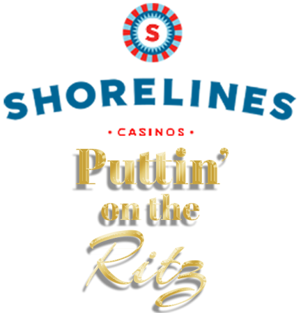 Shorelines Casino Puttin' On The Ritz (Prints) Dec 31, 2018