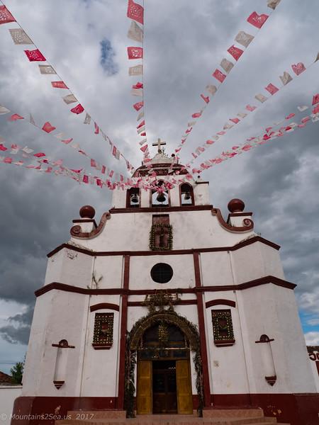 Huixtan Church