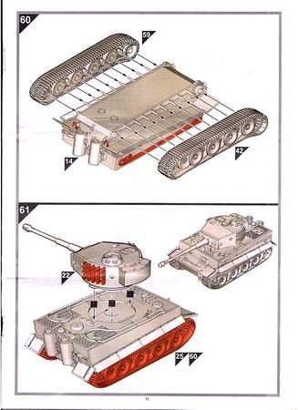 Airfix New Tiger tank