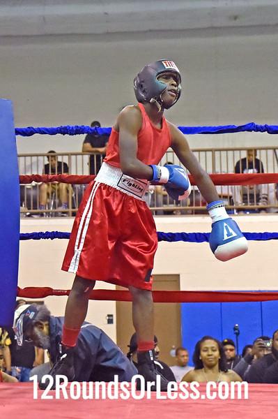 Bout 2 Dante Benjamin, MLK -vs- Cresencio Soto, Soul City