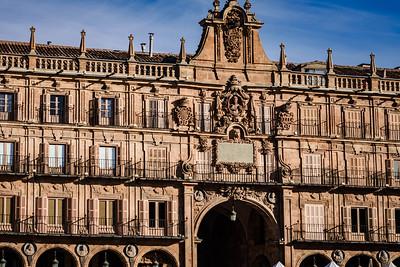 Segovia & Salamanca 2020