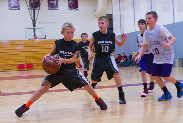 Brennan Basketball 2013/2014