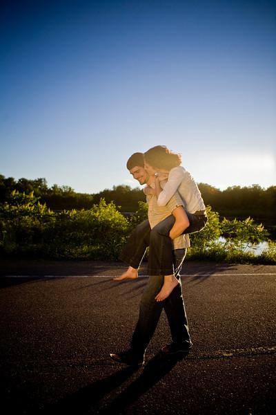 Weyerhaeuser WI // Engagement // Zach&Christine