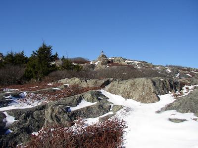 Monadnock hike: Nov. 14