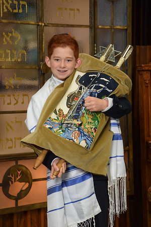 Sheldon Bar Mitzvah