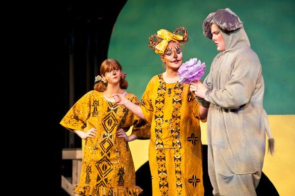 NCCT 'Seussical', Yoh Theatre