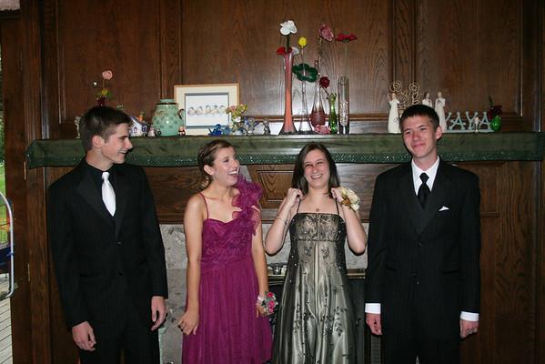 Ryan & Hannah - Prom 2009