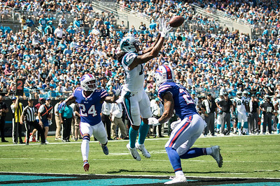 2017 Panthers vs Bills