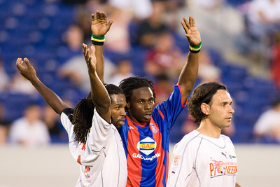 july 7th 2007 - gary brooks makes his debut for cpfc usa