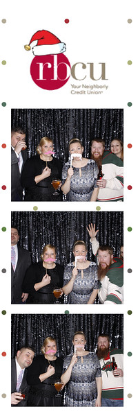 RBCU Holiday Event (photo strips )