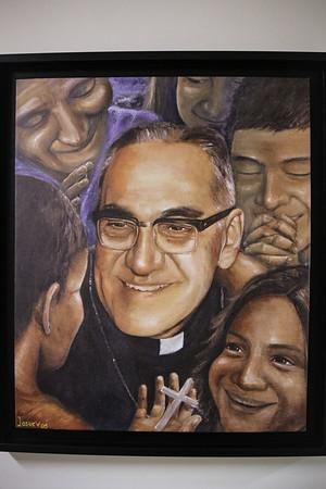 Bishop Oscar Romero - El Salvador