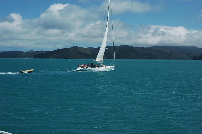 Sailing the great barrier.JPG