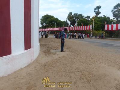 யாழ்....நல்லூர் கந்தன் 18ஆம் திருவிழா..............2016