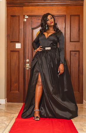 Tajah Senior Prom