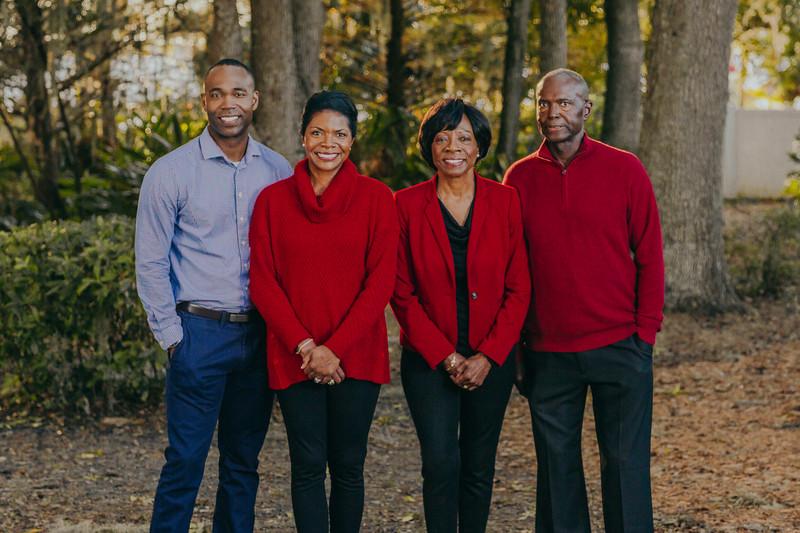 Martin Family Christmas 2018