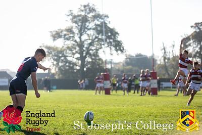 Match 32 -  Hurstpierpoint College v Merchiston Castle