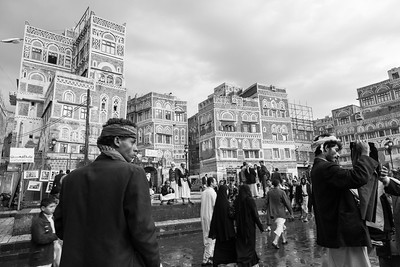 Yemen - Sana'a and Hadhramawt