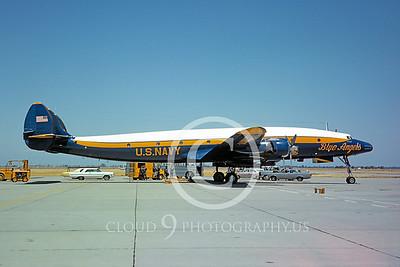 U.S.Navy BLUE ANGELS Lockheed C-121 Constellation Airplane Pictures