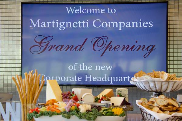 Martignetti Grand Opening
