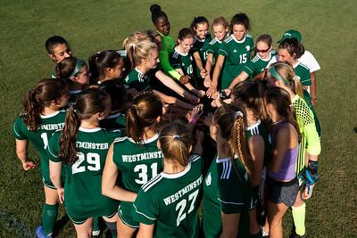 Girls Soccer April 23, 219