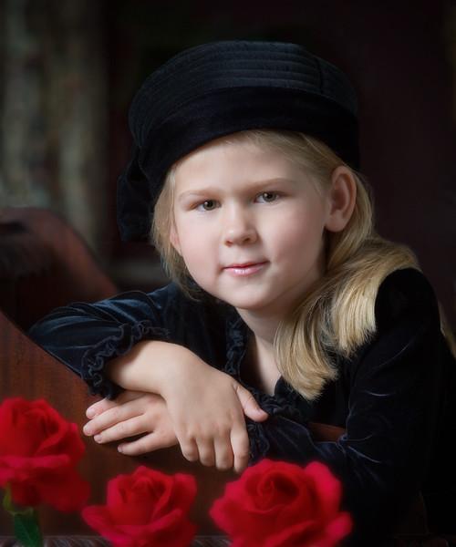 Kid Portraits from Film Scans (Older Images)