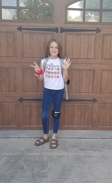 Natalie | 7th grade | Leander Middle School