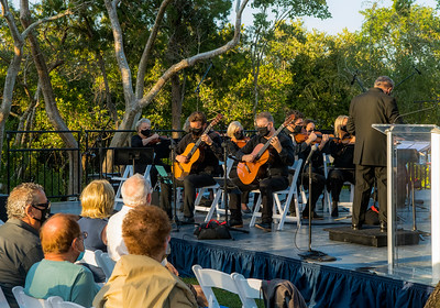 Selby Gardens, Performance At The Point