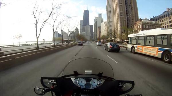 Chicago Lake Shore Drive Video