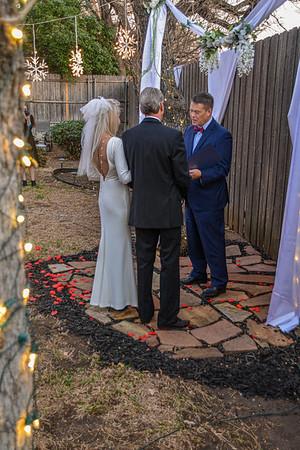 Ronnye and Scott's Wedding 12-14-19