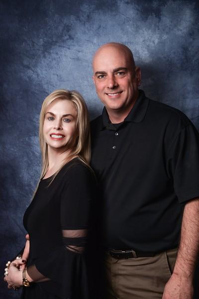 Mary and Shaun