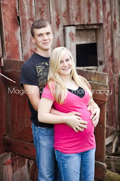 Tera & Nick Maternity