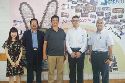 20170905馬來西亞大學UKM參訪