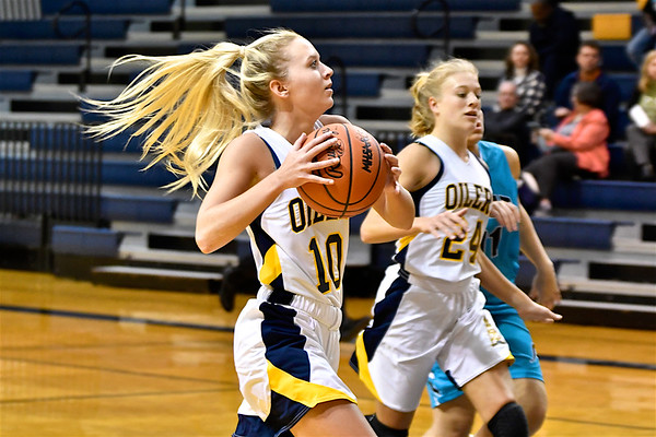 MS Mt. Pleasant vs Flint SWA Girls Basketball