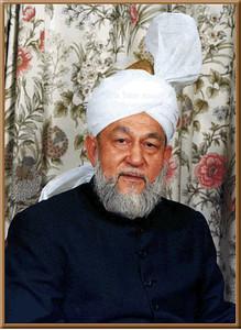 Hazrat Mirza Tahir Ahmad