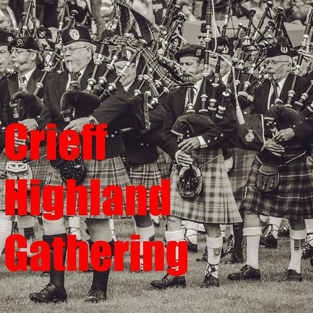 Crieff Highland Gathering