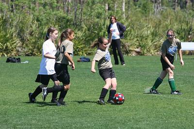 Ally's Spring Soccer