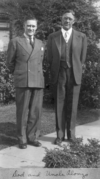 Floyd and Alonzo Turner