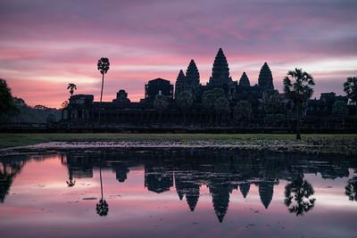 Angkor: Rising with the Ancients
