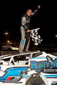 Bridgeport Speedway - 11/10/19 - John Cliver