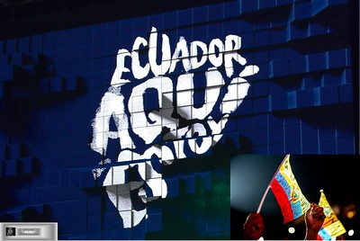 2016 Ecuador Aqui Estoy